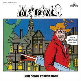Metrobolist (Limited Edition) David Bowie