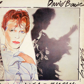Scary Monsters David Bowie