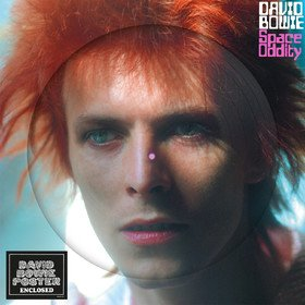 Space Oddity (Picture Disc) David Bowie