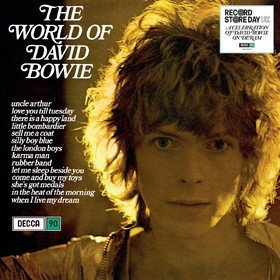 The World Of David Bowie David Bowie