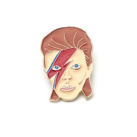 David Bowie Pin Vinyla Pins