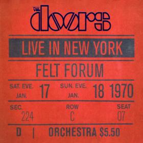 Live In New York The Doors