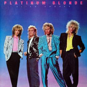 Alien Shores Platinum Blonde