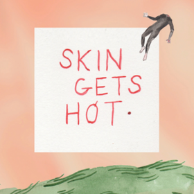 Skin Gets Hot Fraternal Twin