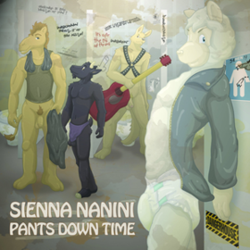 Pants Down Time Sienna Nanini