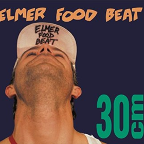 30 Cm Elmer Food Beat