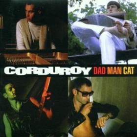 Dad Man Cat Corduroy