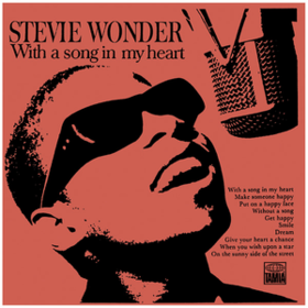 With A Song In My Heart Stevie Wonder
