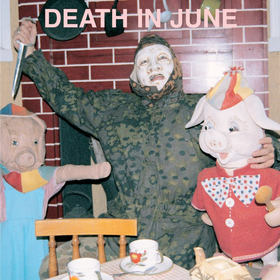 All Pigs Must Die (Picture Disс) Death In June