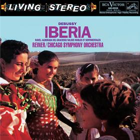 Iberia/Alborado Del Gracioso/Valses Nobles Et Sentimentales Debussy/Ravel