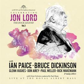 Celebrating Jon Lord - The Rock Legend Vol. 1 Various Artists