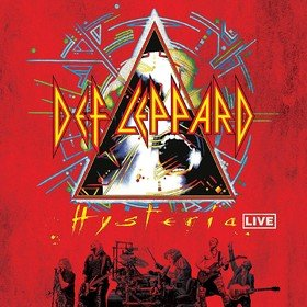 Hysteria Live (Limited Edition) Def Leppard