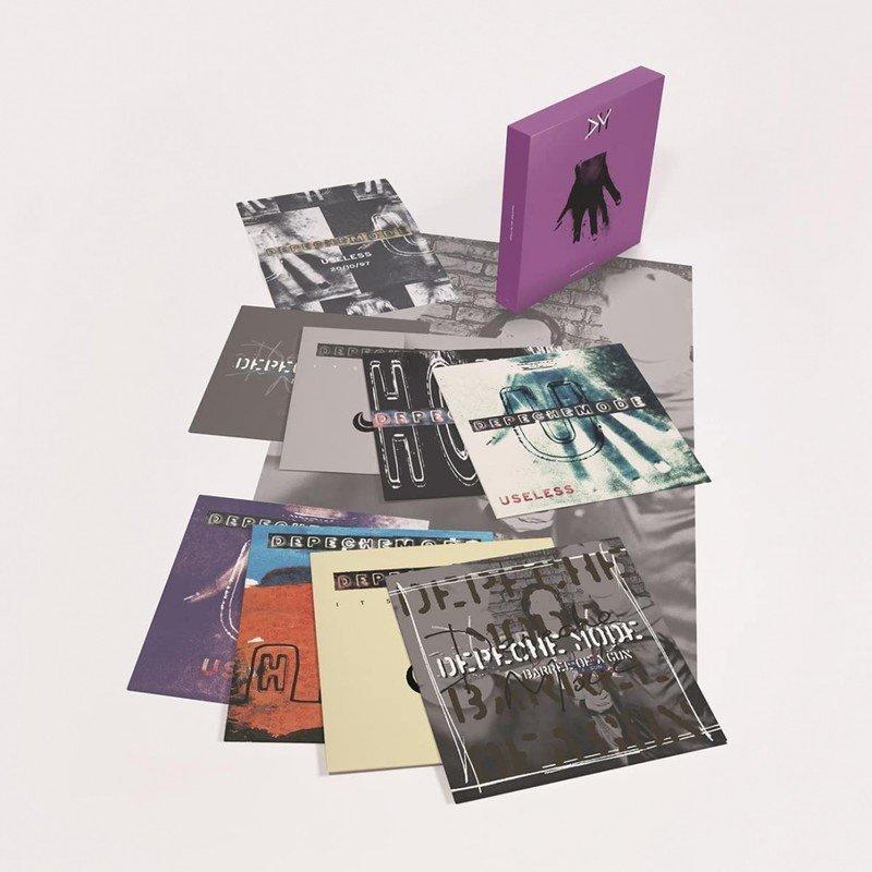 "Ultra - The 12"" Singles (Box Set)"