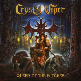 Queen Of The Witches Crystal Viper