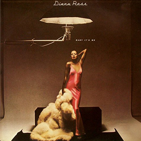 Baby It's Me (Coloured) Diana Ross