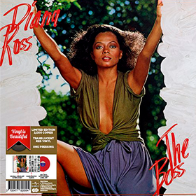 The Boss (Limited Edition) Diana Ross
