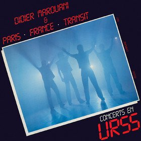 Concert en URSS(Limited Edition) Didier Marouani & Paris - France - Transit