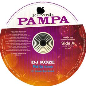 Pick Up DJ Koze