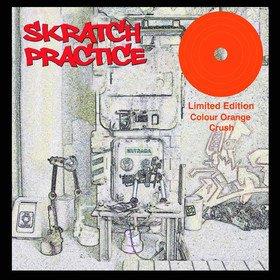 Scratch Practice (Limited Edition) Dj T-Kut