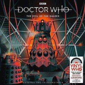 Evil Of The Daleks Doctor Who