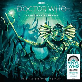 Underwater Menace Doctor Who
