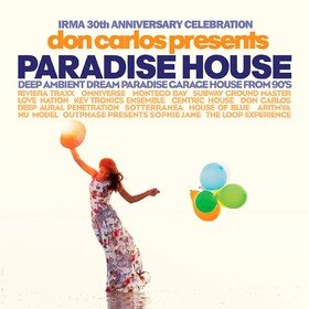 Don Carlos presents : Paradise Houses Various Artists