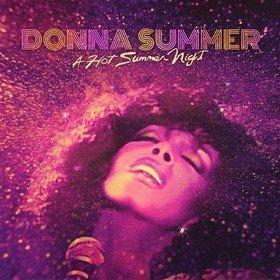 A Hot Summer Night Donna Summer