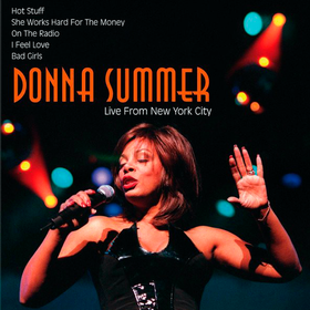 Live From New York City Donna Summer