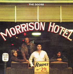 Morrison Hotel The Doors