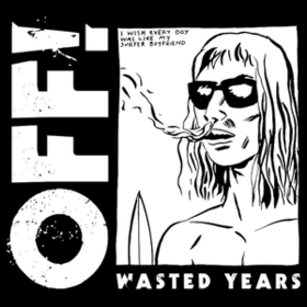 Wasted Years Off!