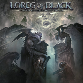 Icons Of The New Days Lords Of Black