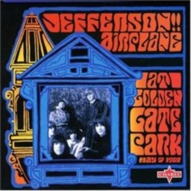 At Golden Gate Park Jefferson Airplane