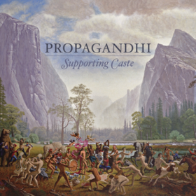 Supporting Caste Propagandhi