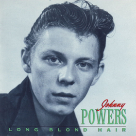 Long Blond Hair Johnny Powers