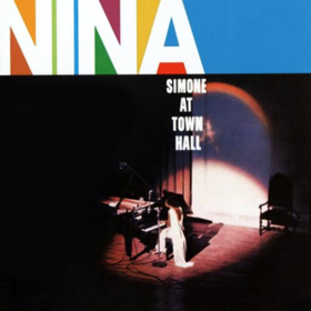 At Town Hall Nina Simone