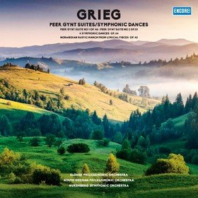Peer Gynt Suites / Symphonic Dances Edvard Grieg