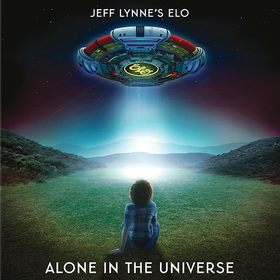 Alone In The Universe Electric Light Orchestra