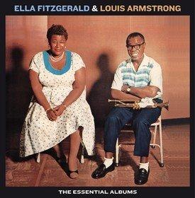 Essential Albums (Box Set) Ella Fitzgerald & Louis Armstrong