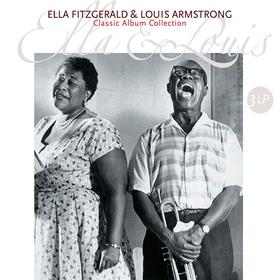 Ella & Louis Classic Album Collection Ella Fitzgerald & Louis Armstrong