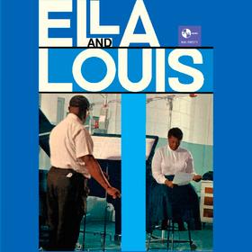 Ella And Louis Ella Fitzgerald & Louis Armstrong