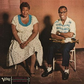 Ella And Louis Ella Fitzgerald & Louis Armstrong