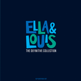 Definitive Collection Ella Fitzgerald & Louis Armstrong