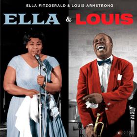 Ella & Louis (Hq) Ella Fitzgerald & Louis Armstrong