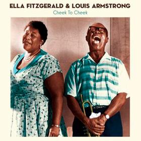 Cheek To Cheek Ella Fitzgerald & Louis