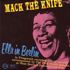 Mack The Knife: Ella In Berlin Ella Fitzgerald