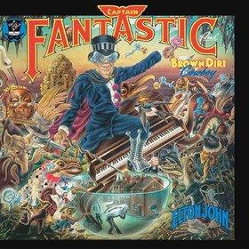 Captain Fantastic And The Brown Dirt Cowboy Elton John