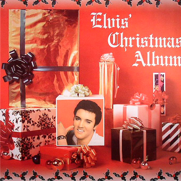 Elvis Presley Elvis Christmas Album.Elvis Christmas Album