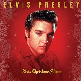 Elvis Christmas Album Elvis Presley