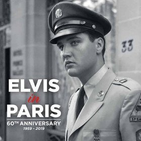 Elvis In Paris Elvis Presley