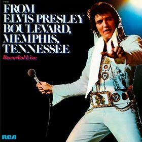 From Elvis Presley Boulevard, Memphis, Tennessee Elvis Presley